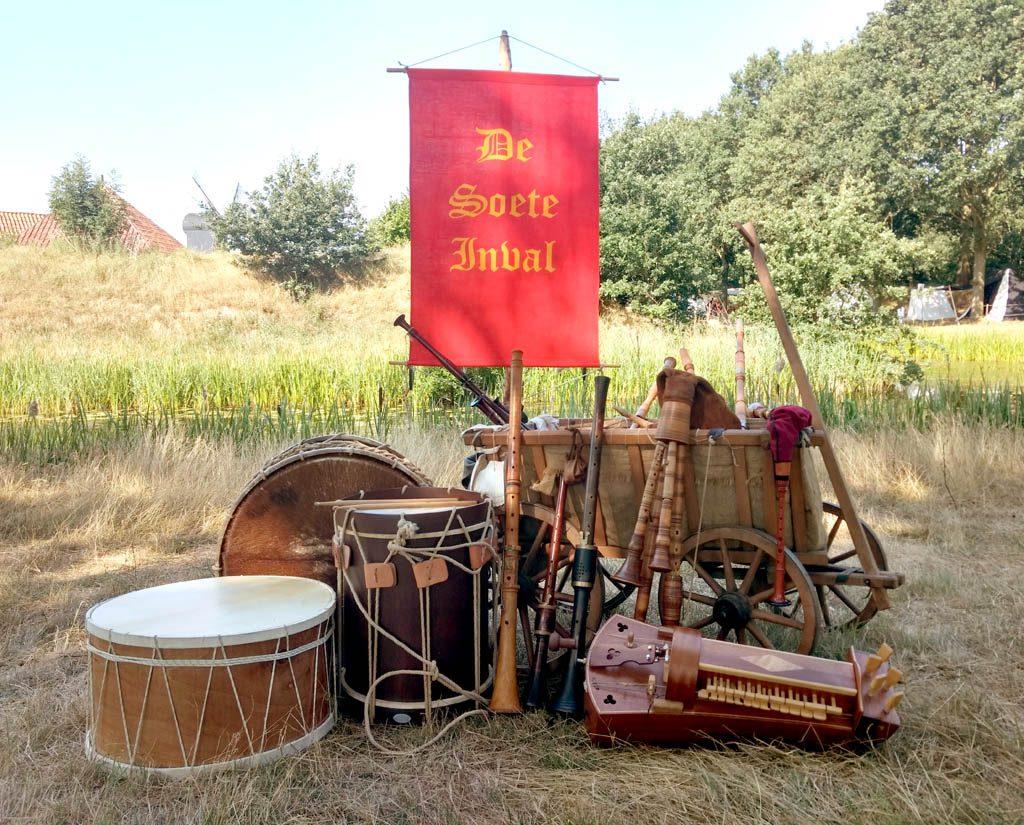 Onze instrumenten